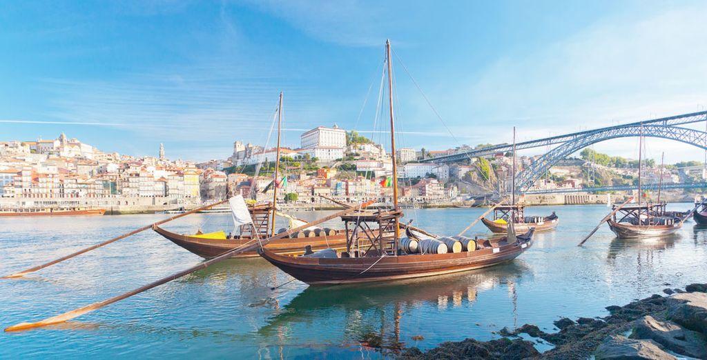 Tus vacaciones en Porto