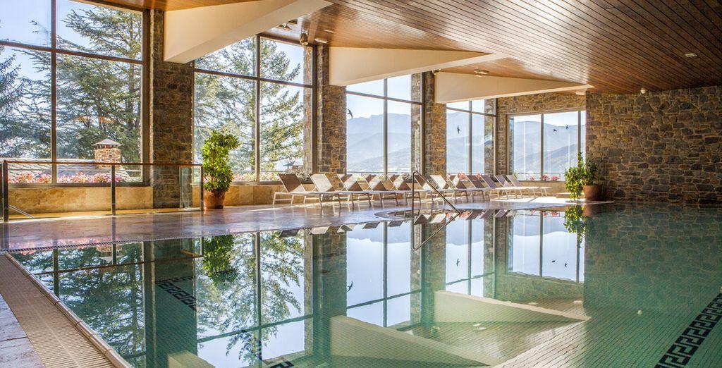 Tu hotel te encantará por su atmósfera discreta