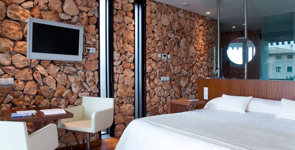 Podrás alojarse en una habitación Natura Dreamer's