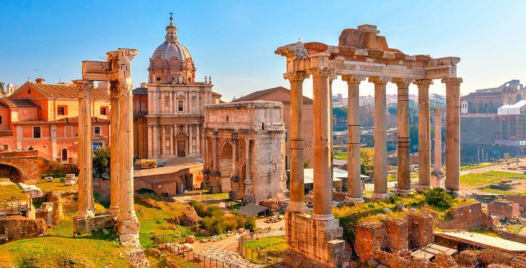 Una ciudad con arte e historia a cada paso