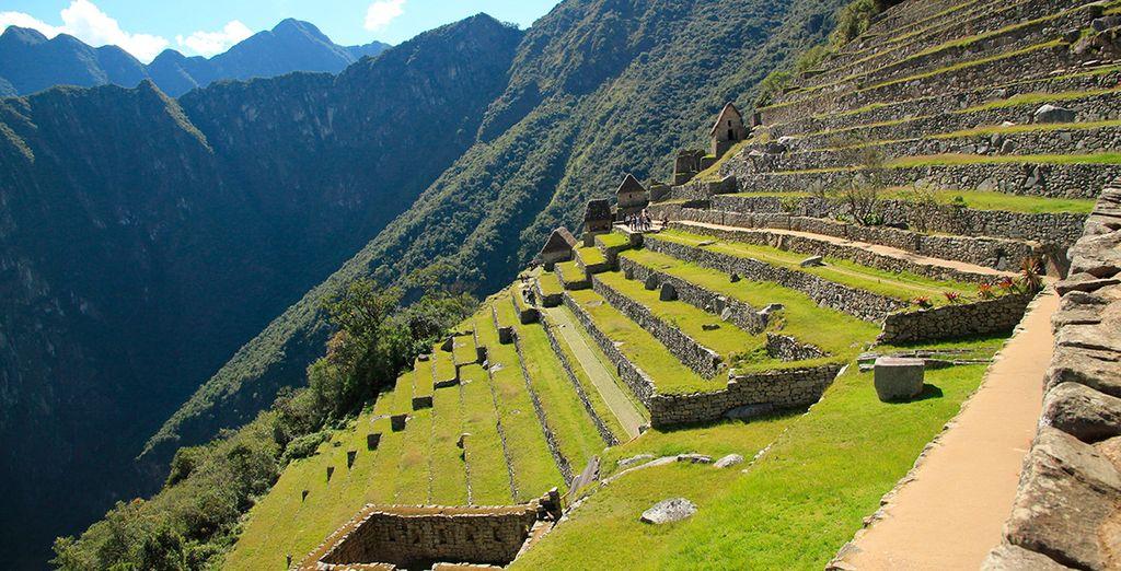 Machu Picchu, uno de los lugares más espectaculares en todo el planeta