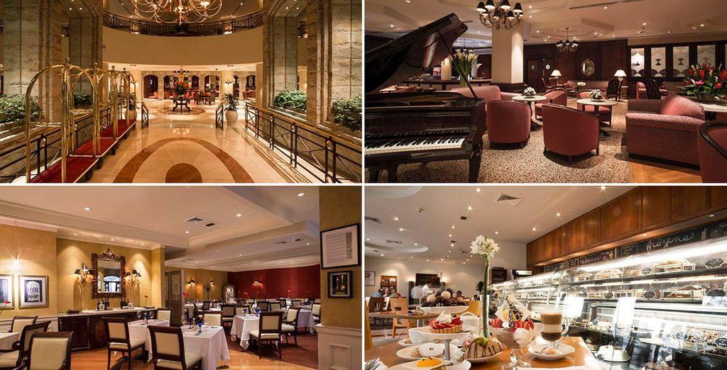 Swisshotel, de categoría Lujo, en Lima