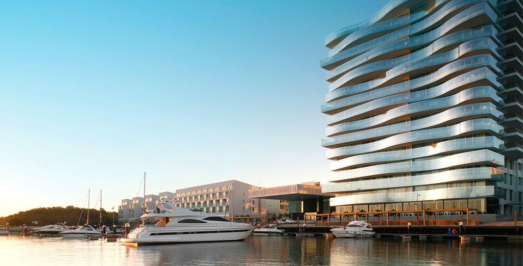 Bienvenido al Blue & Green Tróia Design Hotel 5*