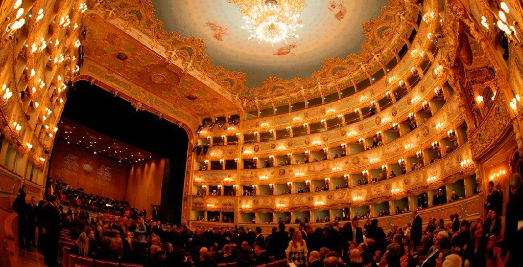 Un acontecimiento de fama mundial en Venecia