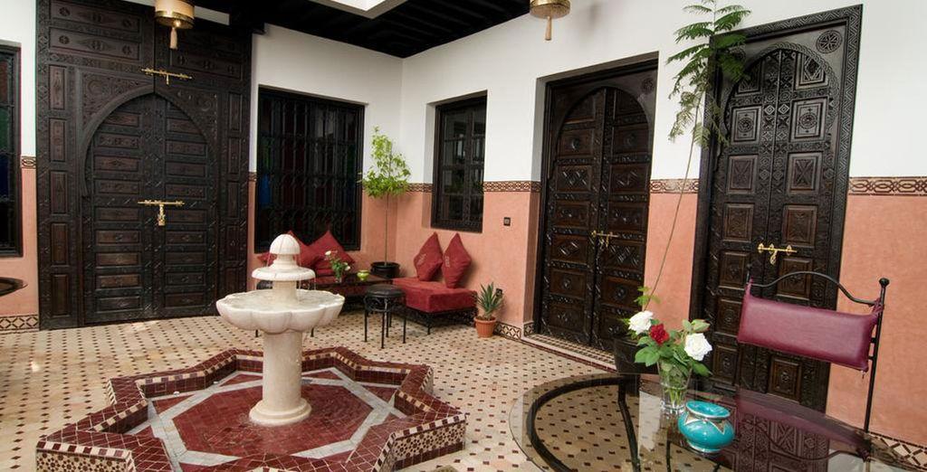 Su decoración marroquí te encantará