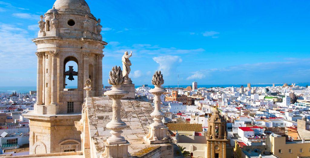 Cádiz, muy cerca, te enamorará