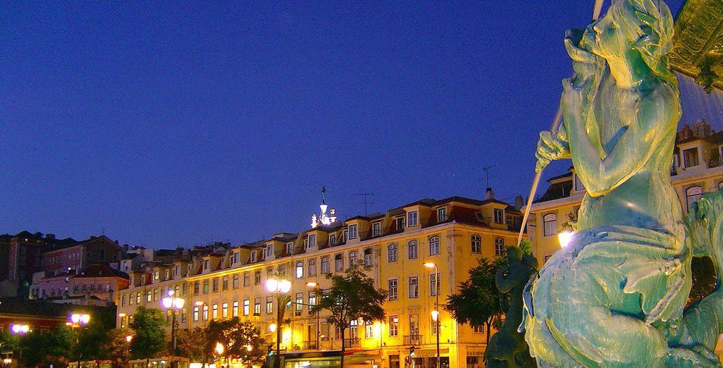 Admira las majestuosas obras que te ofrece la ciudad