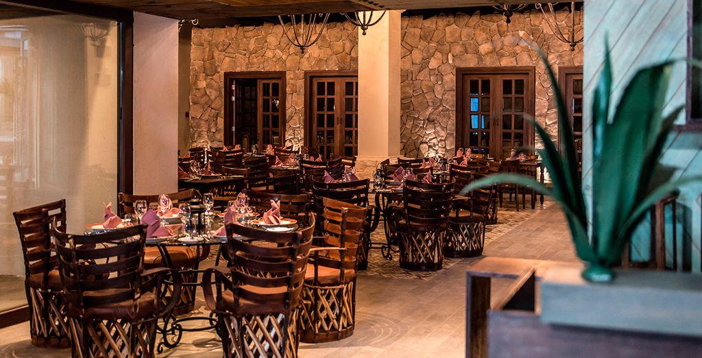 10 restaurantes y 16 bares