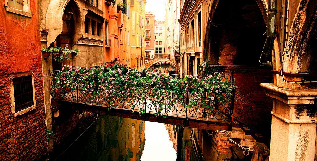 Venecia está llena de secretos rincones con encanto