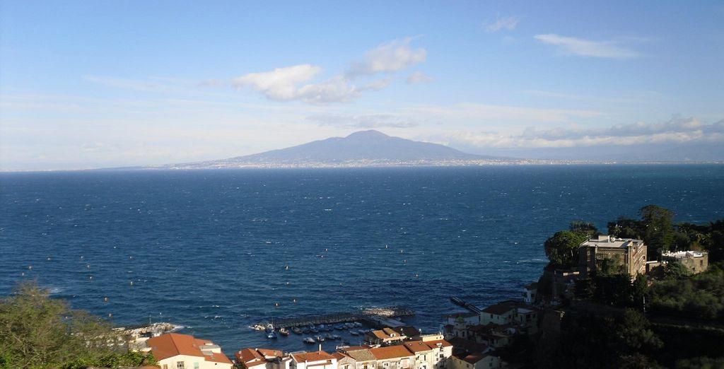 Visita una de las bahías más populares en Italia