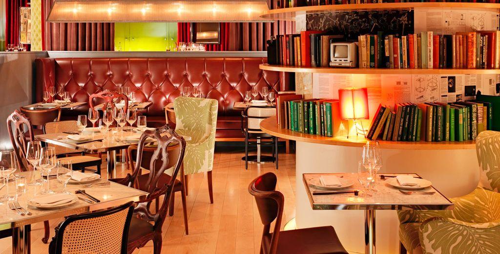 Un restaurante de destino con una filosofía de fusión