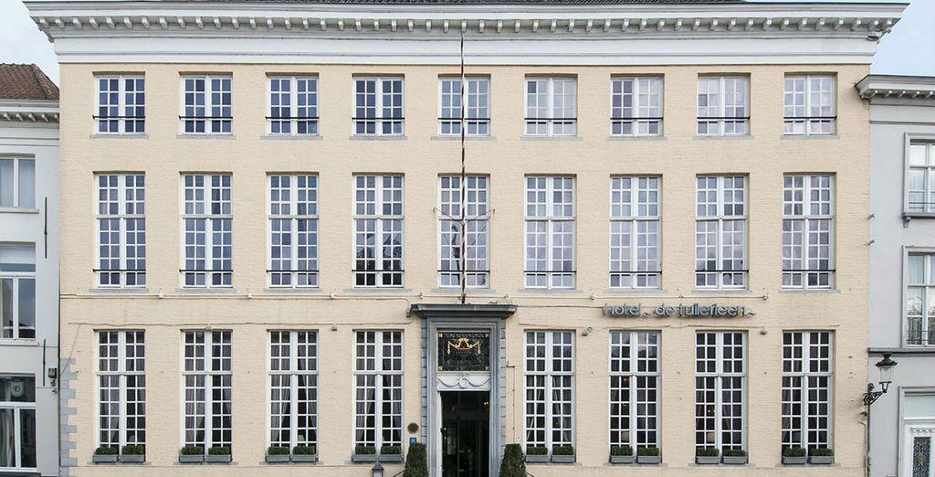Bienvenido a Hotel De Tuilerieën 4*
