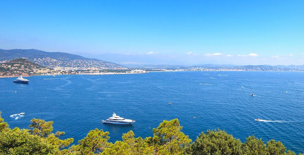 Descubre la belleza de la Costa Azul