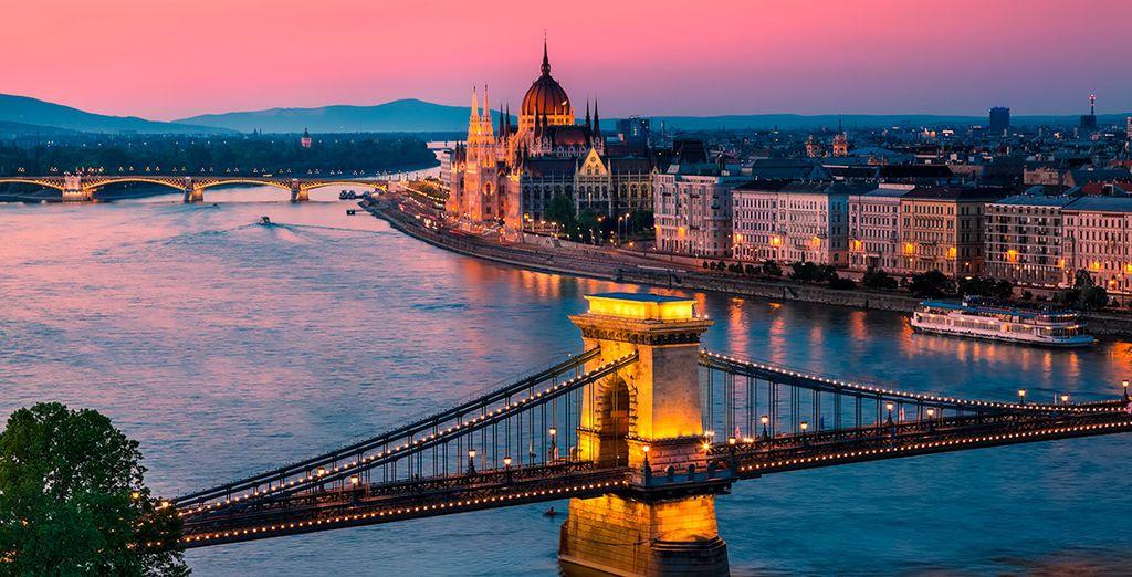 Descubre los secretos de la ciudad formada por Buda y Pest
