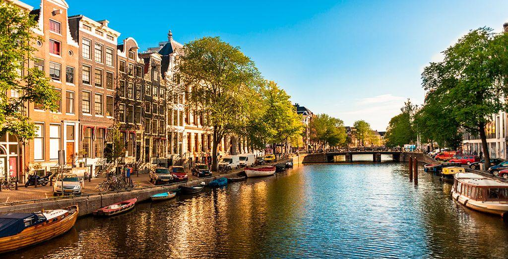 La capital neerlandesa te encantará