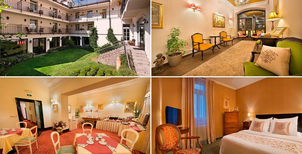 Hotel Angelis 4*, una estancia de lujo