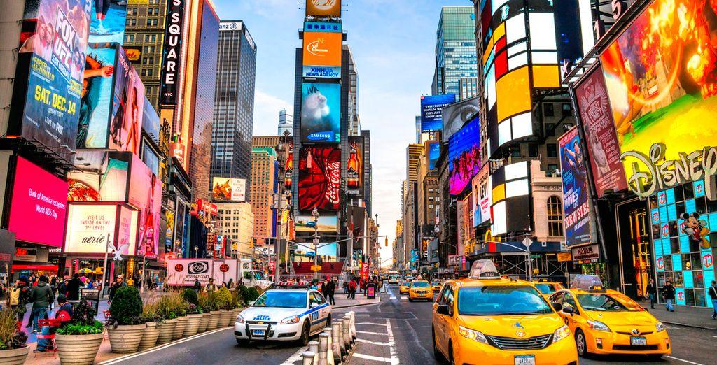 Descubre la capital económica y cultural más importante del mundo