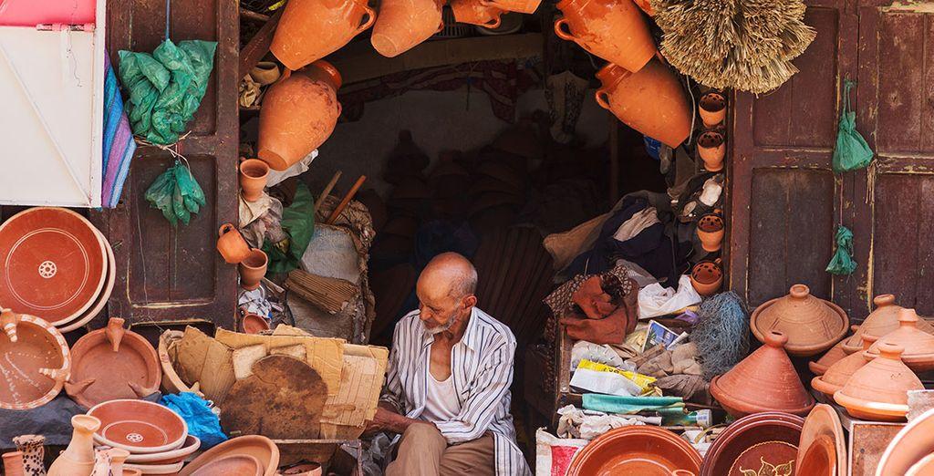 Conoce la cultura marroquí