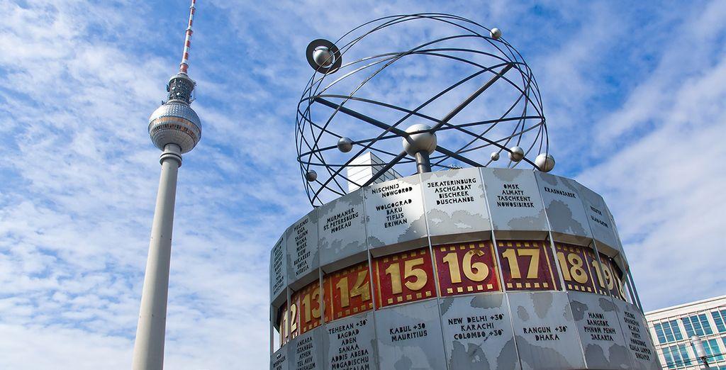 Berlín, una ciudad cosmopolita por descubrir