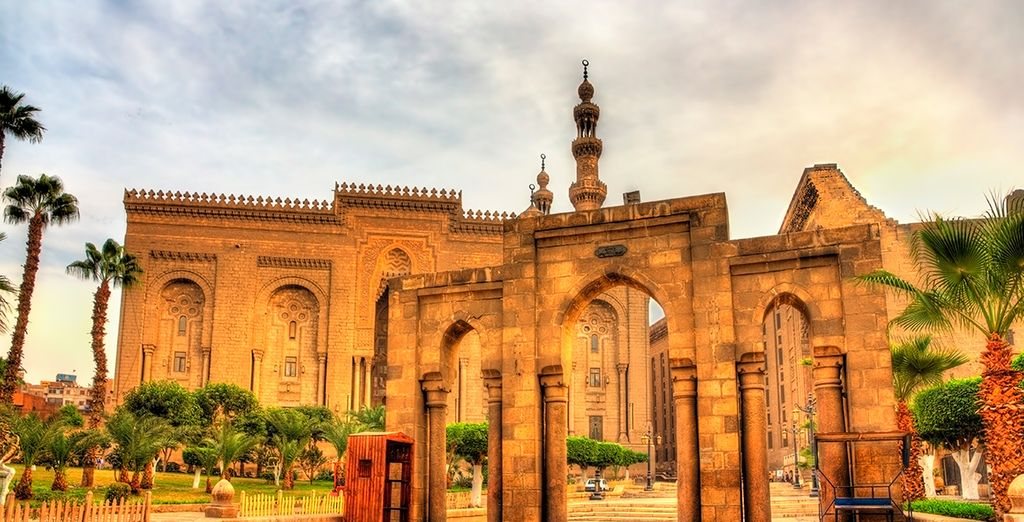 La Mezquita Rifai Hassan