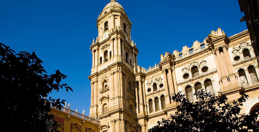 Vincci Málaga 4*