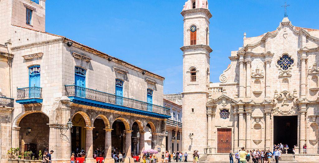 La Habana, una ciudad que enamora