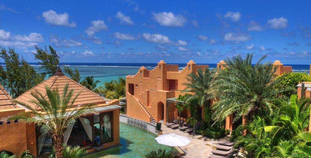 ¡Bienvenido a Isla Mauricio!