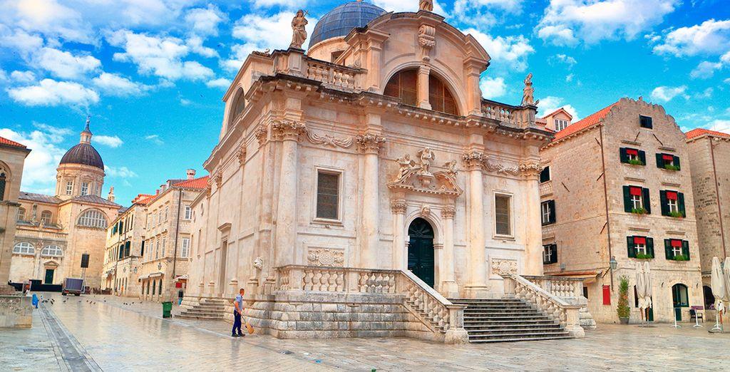 La ciudad fue declarada patrimonio de la humanidad por la UNESCO en 1979
