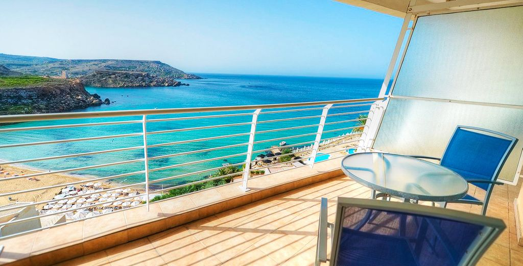 Bienvenido a Radisson Blu Resort & Spa, Malta Golden Sands 5*