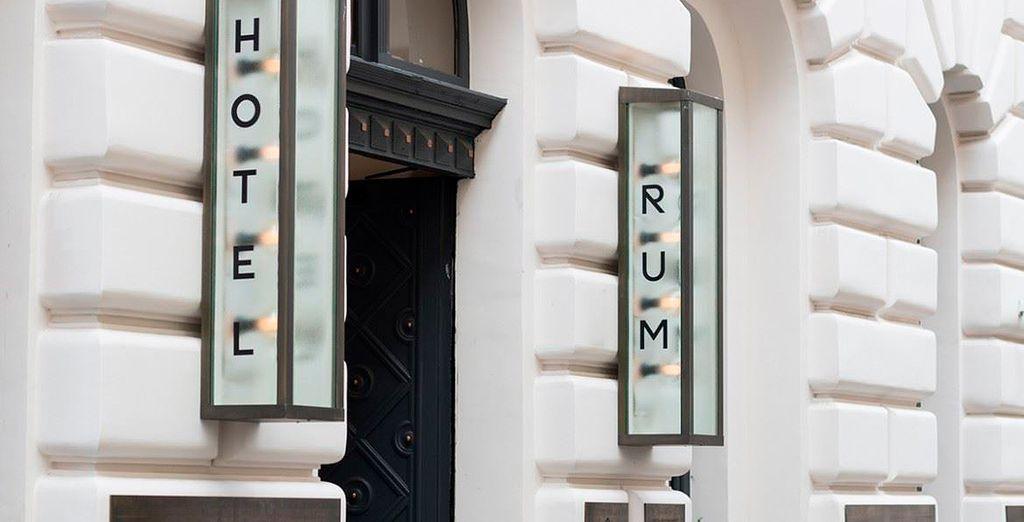 Bienvenido a Hotel Rum Budapest