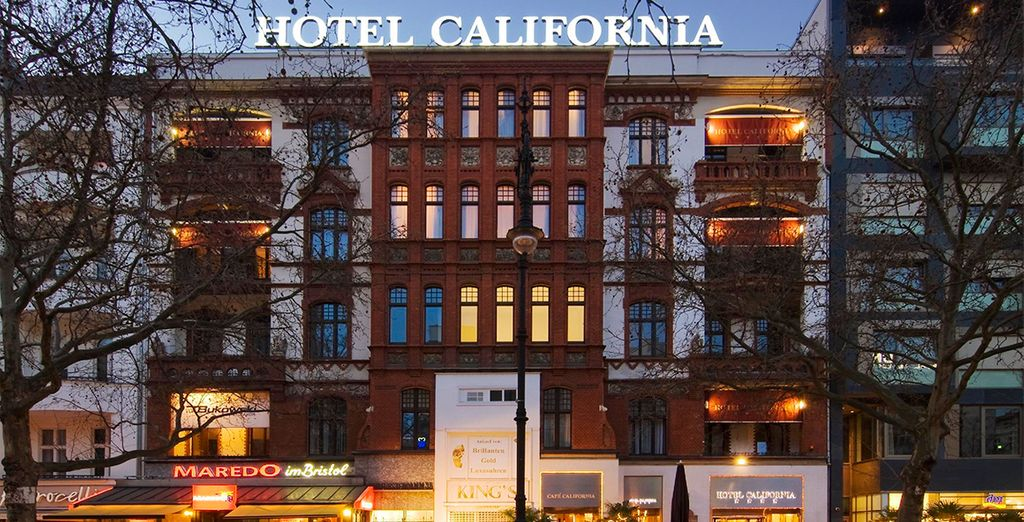 Un hotel que une historia y diseño