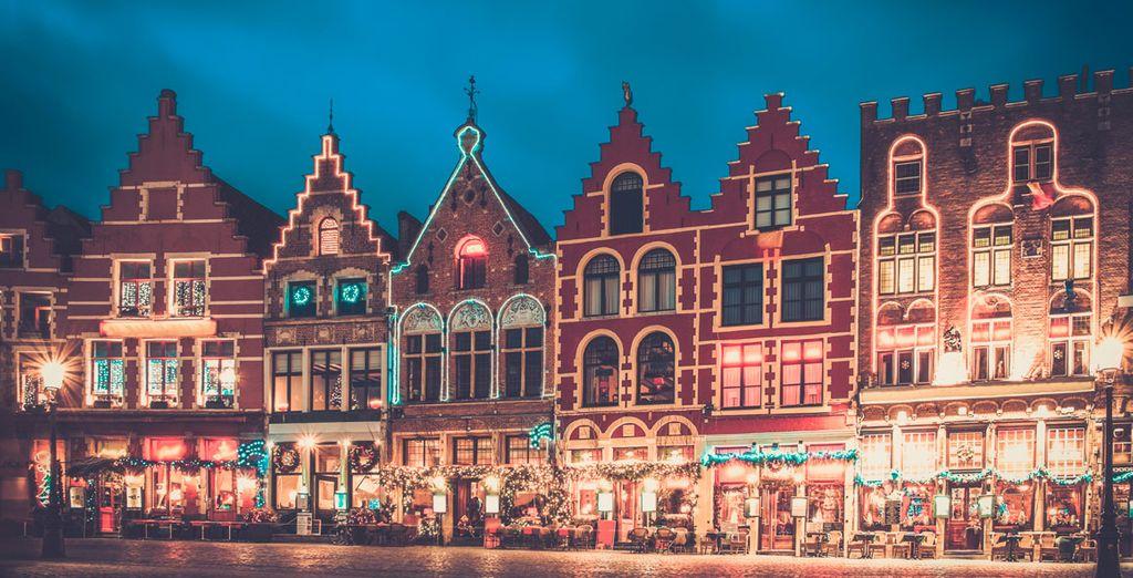 Una ciudad llena de encanto
