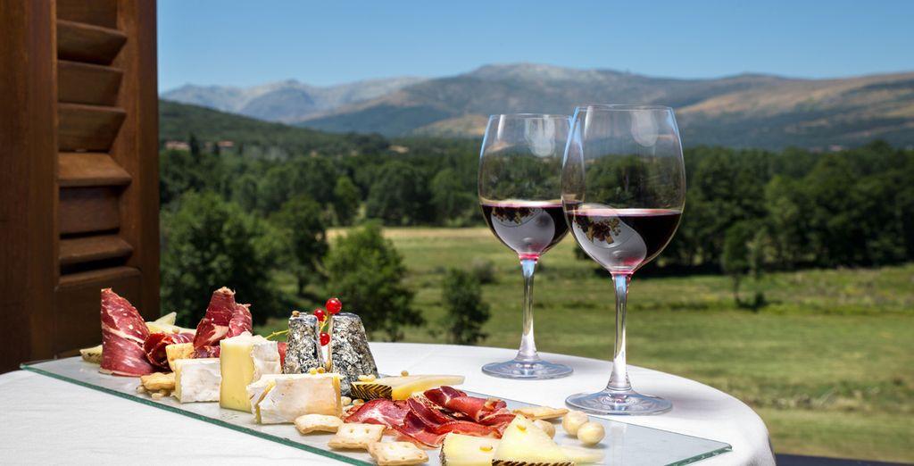 Disfruta de todo el sabor de la gastronomía castellana