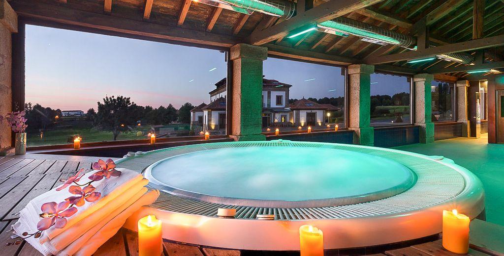 Bienvenido al hotel Izán Puerta de Gredos 4*