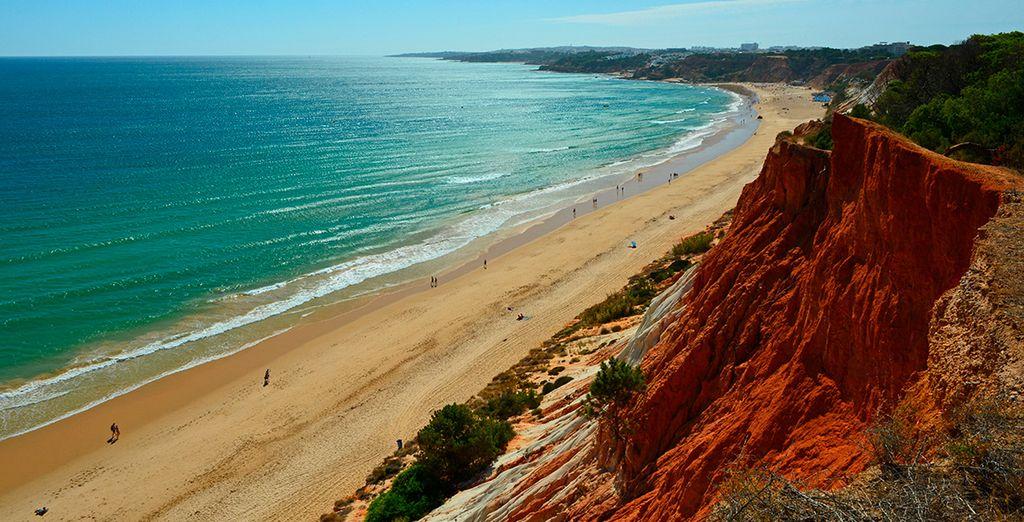 Descubre las mejores playas del Algarve