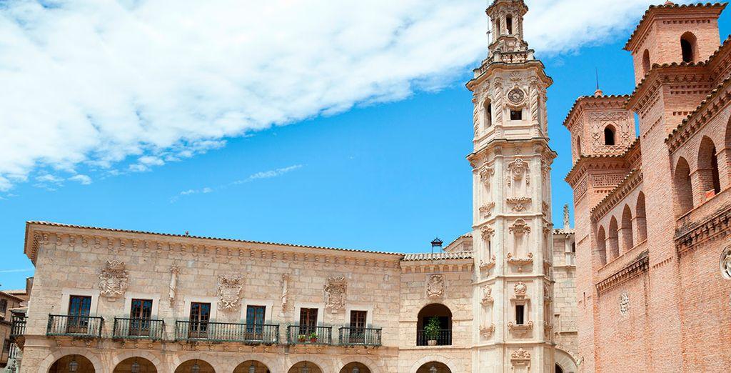 Visita el Poble Espanyol, en Palma de Mallorca