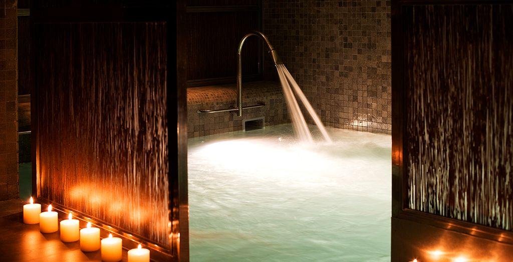 Relaja tu cuerpo y mente en el Spa
