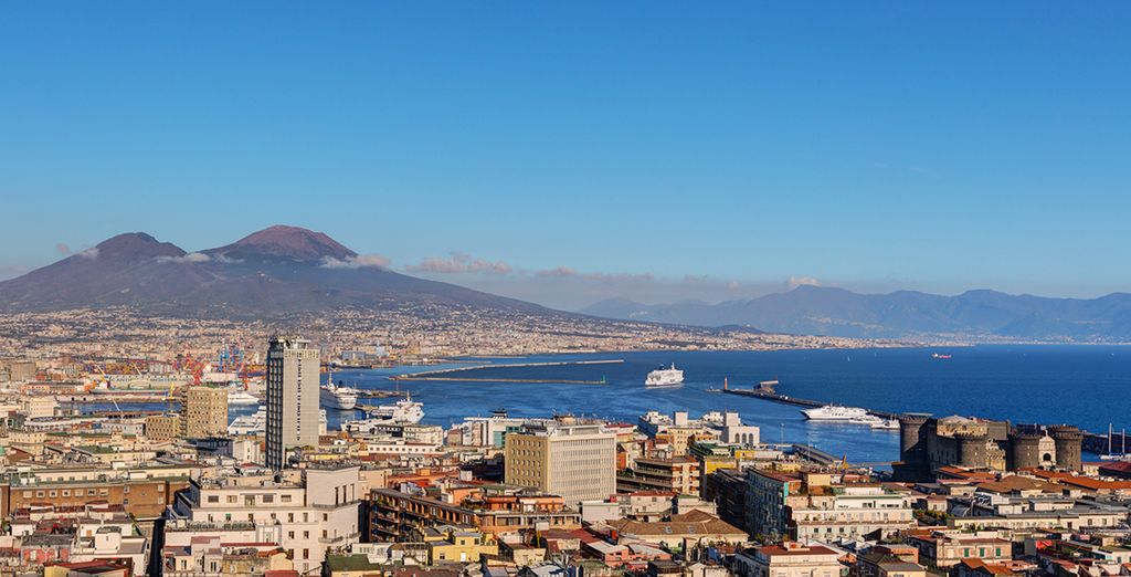 Escápate a Nápoles y descubre todo lo que esta ciudad te puede ofrecer