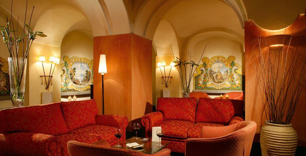 Interiores elegantes con un estilo clásico