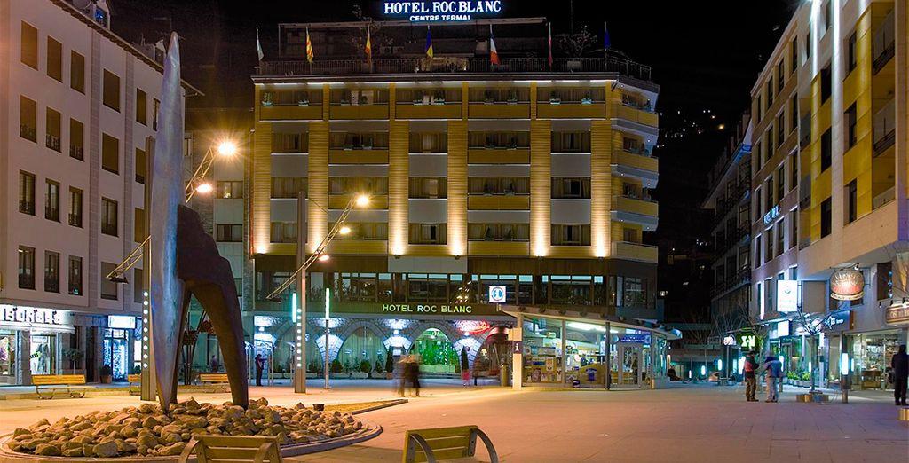 Un hotel para que pases unas especiales vacaciones
