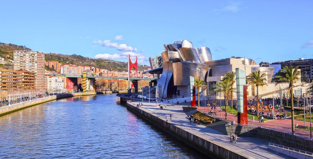 Tu estancia en el norte de España en Ilunion Bilbao a un sólo click