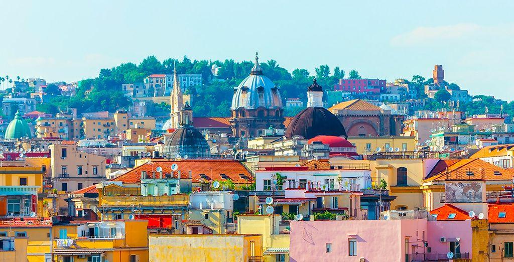 Nápoles te maravillará