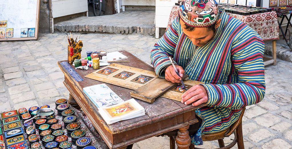 Tendrás la oportunidad de ver las tradiciones presentes en sus calles