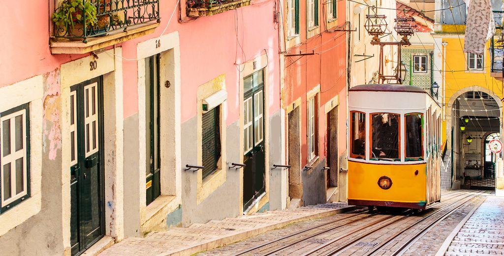 Siempre es un buen momento para visitar Lisboa