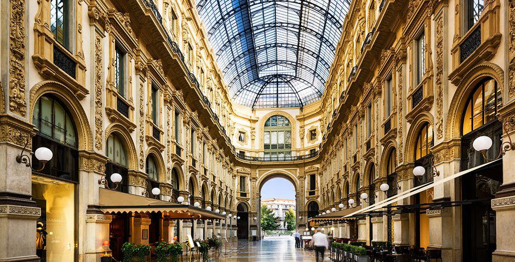 Desconexión en Antares Hotel Rubens 4*, en el centro de Milán