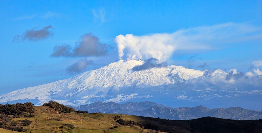 Alojarse cerca del Etna es una experiencia inolvidable