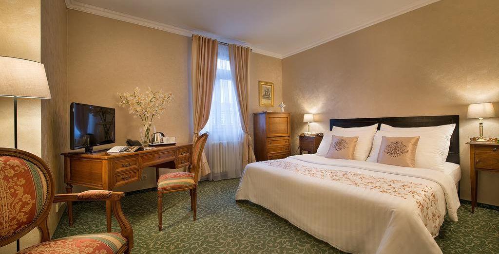 Hotel Angelis 4*, Praga