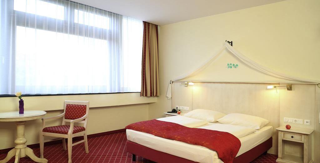 Tu habitación en Hotel Chateaux 4*, Berlín