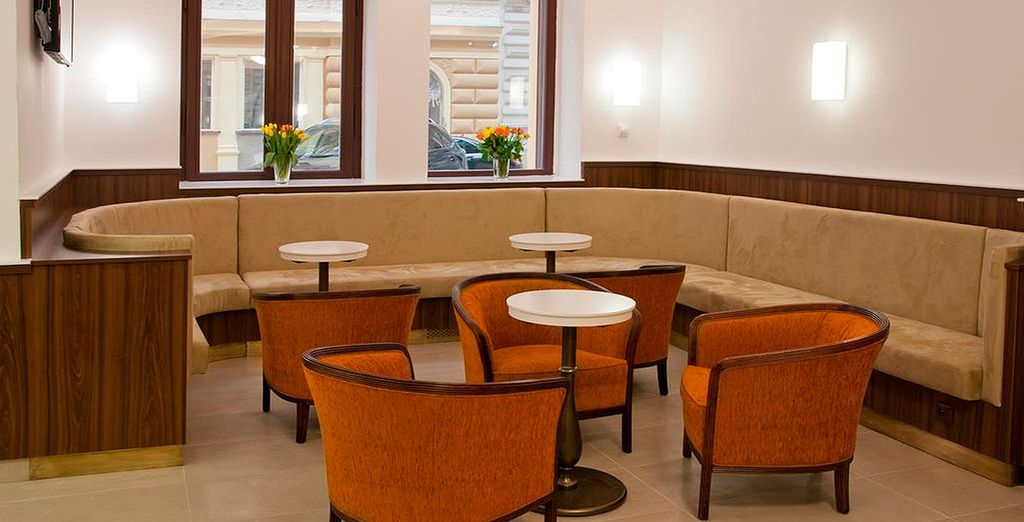 Hotel Ambiance 4*, Praga