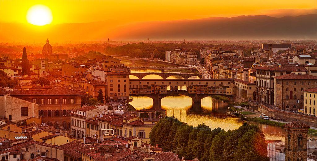 Bienvenido a Florencia, capital del arte clásico